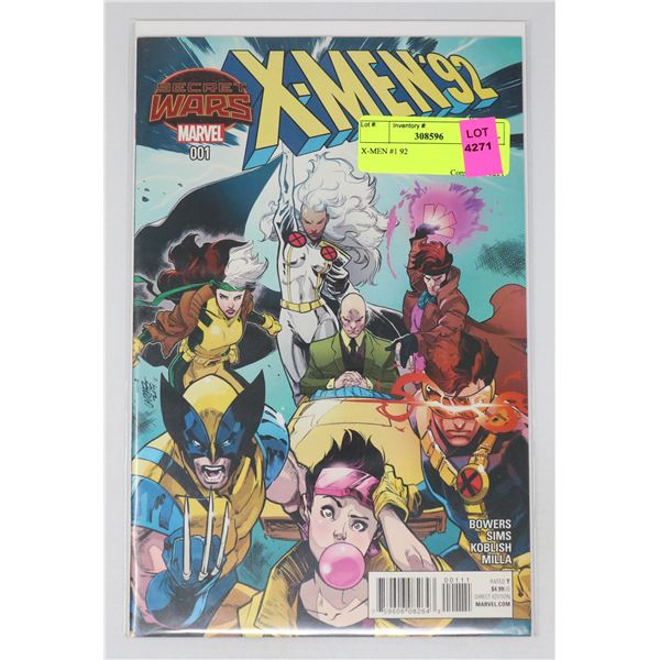 X-MEN #1 92