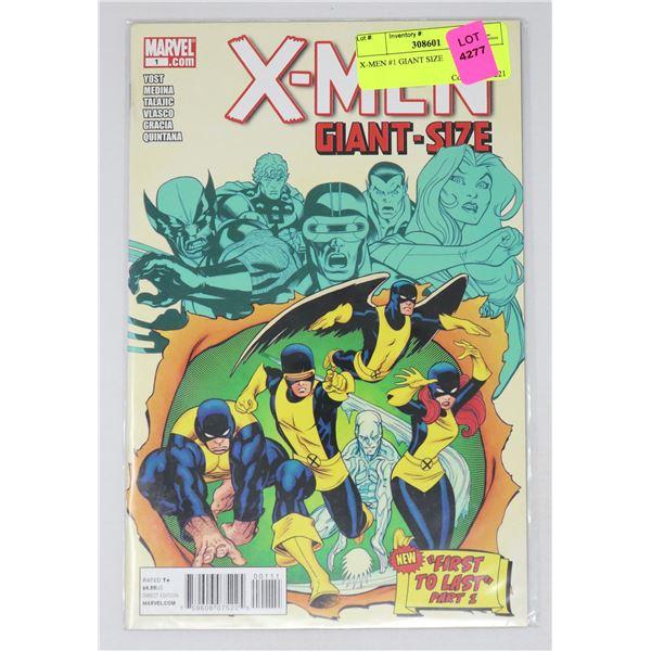 X-MEN #1 GIANT SIZE