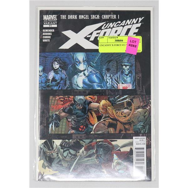 UNCANNY X-FORCE #11 VARIANT