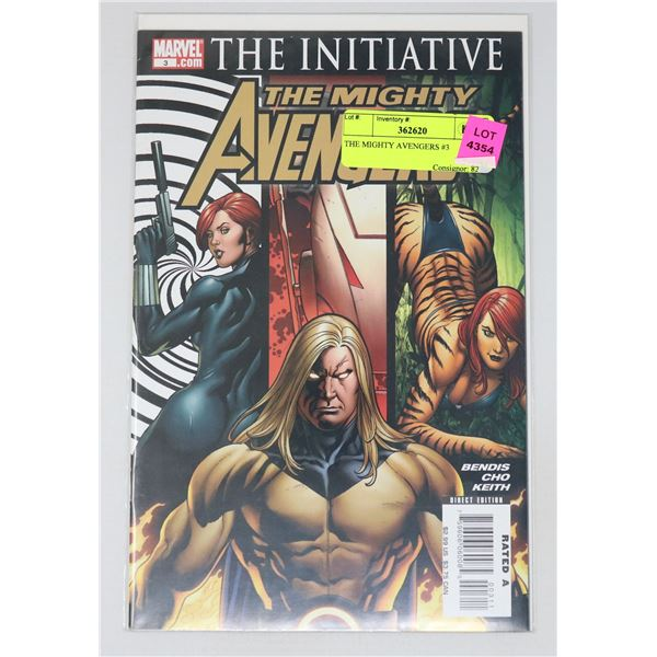THE MIGHTY AVENGERS #3