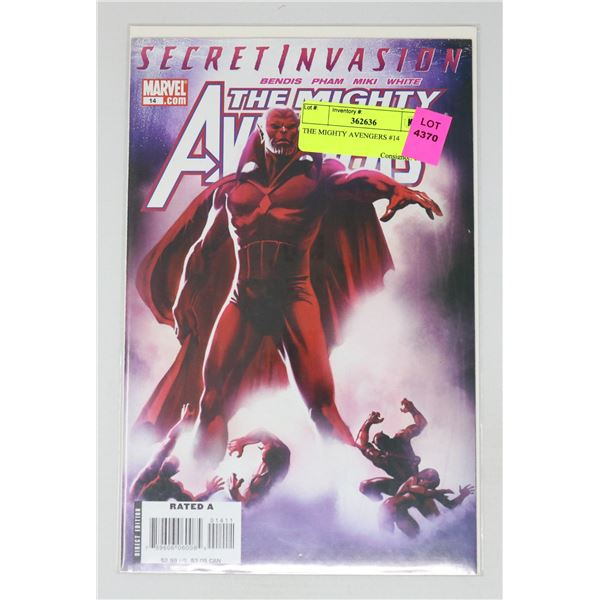 THE MIGHTY AVENGERS #14