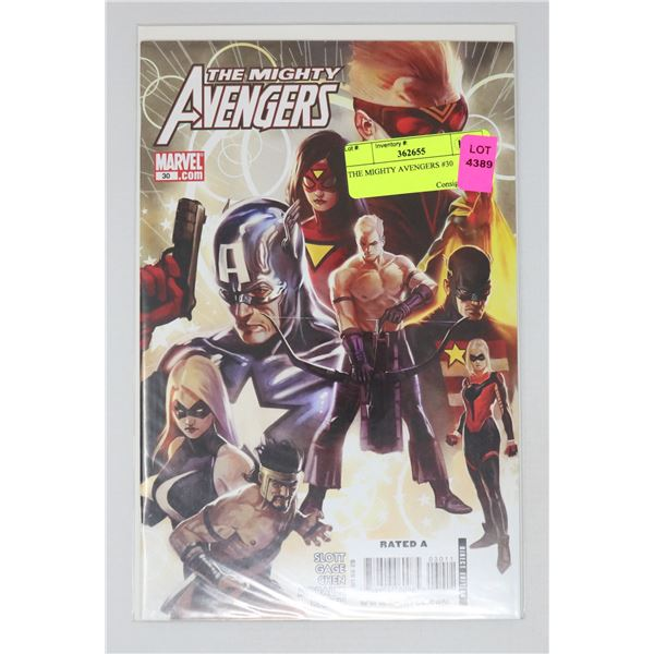 THE MIGHTY AVENGERS #30