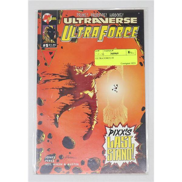 ULTRA FORCE #5