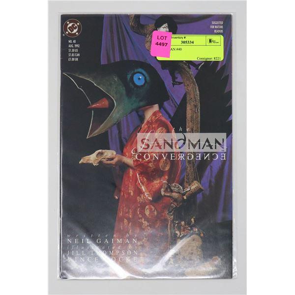 SANDMAN #40