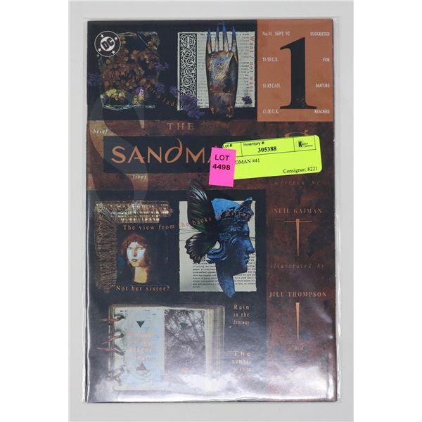 SANDMAN #41