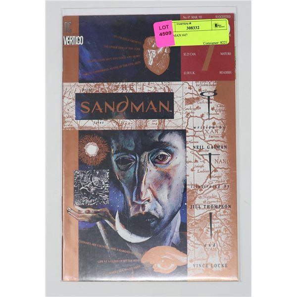 SANDMAN #47