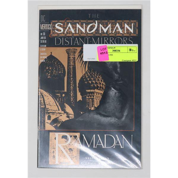 SANDMAN #50