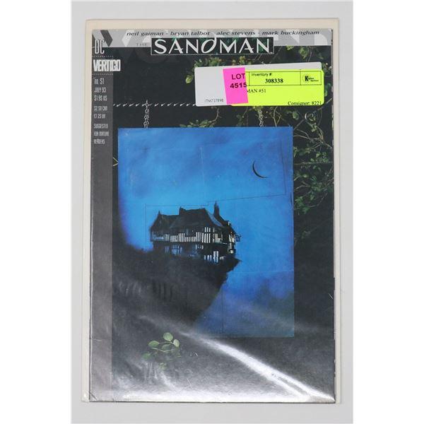 SANDMAN #51