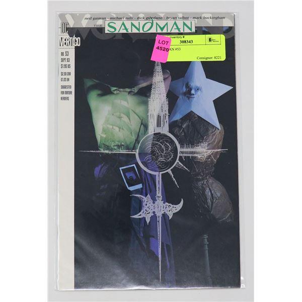 SANDMAN #53