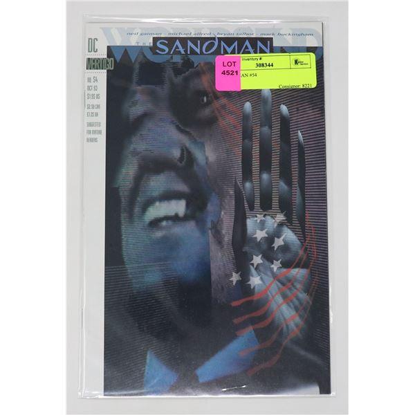 SANDMAN #54