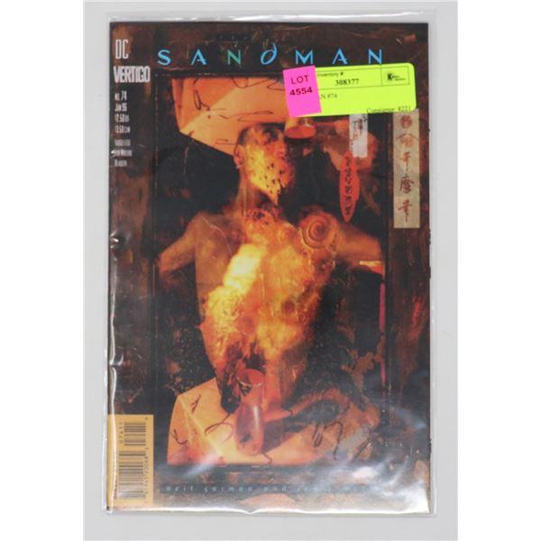 SANDMAN #74
