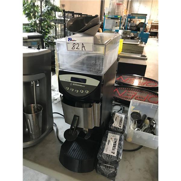 NUOVA SIMONELLI MYTHOS COFFEE GRINDER/DISPENSER