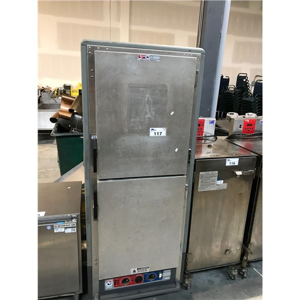"""METRO C5 3 SERIES INSULATION ARMOUR HOLDING/PROOFING CABINET 28""""W X 31""""D X 70""""H"""