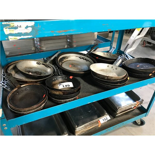 LOT OF COMMERCIAL GRADE PANS