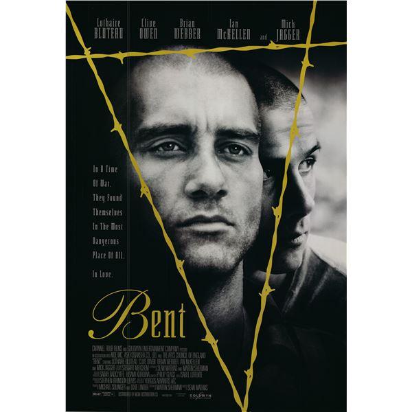 Bent 1997 original one sheet poster