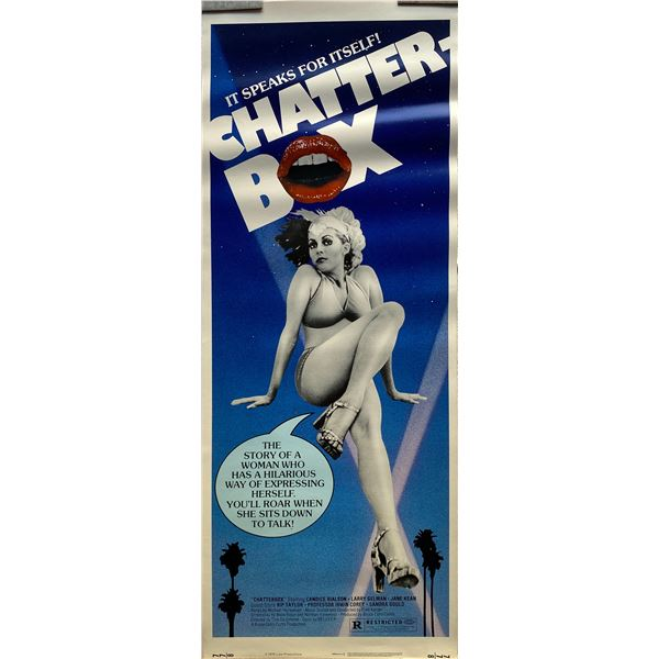Chatterbox insert card