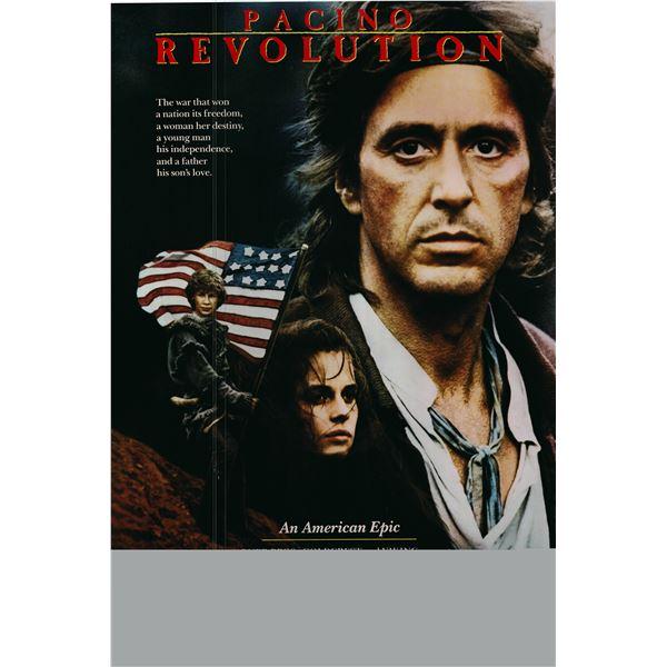Revolution 1985 original vintage one sheet poster