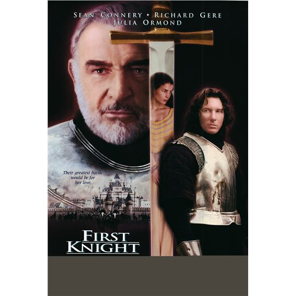 First Knight 1995 Original Vintage One Sheet Poster