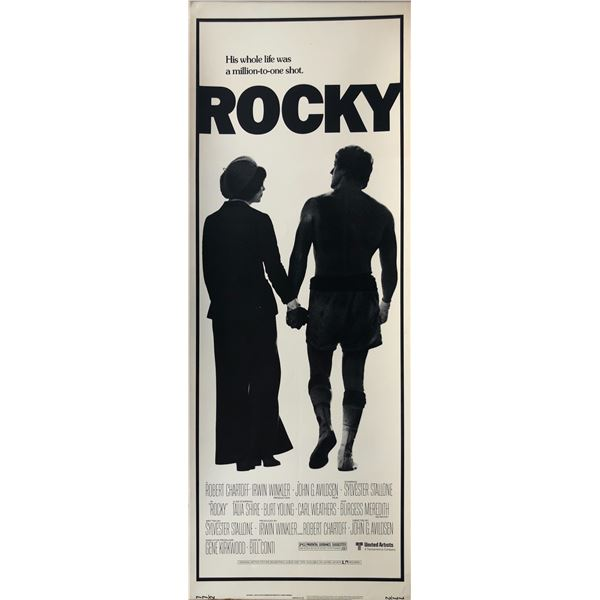 Rocky insert card