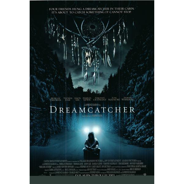 Dream Catcher 2003 original one sheet poster