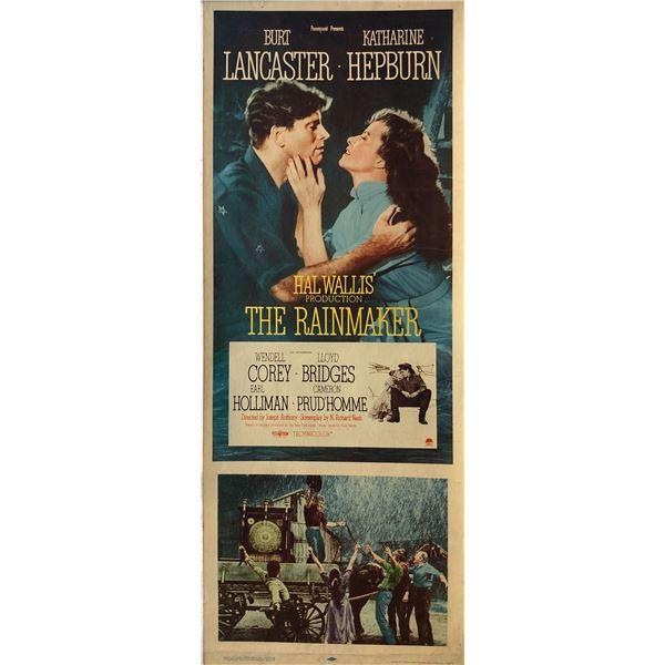 The Rainmaker insert card