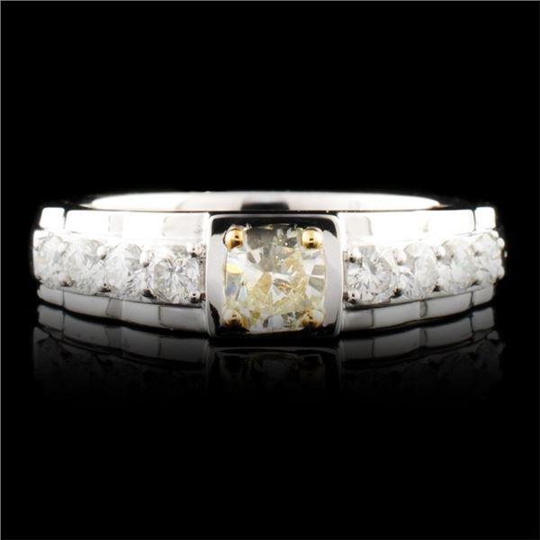 14K Gold 1.15ctw Diamond Ring