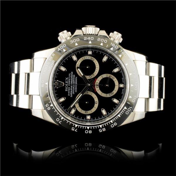 Rolex DAYTONA 116520 Ceramic Tachymeter 40MM Watch