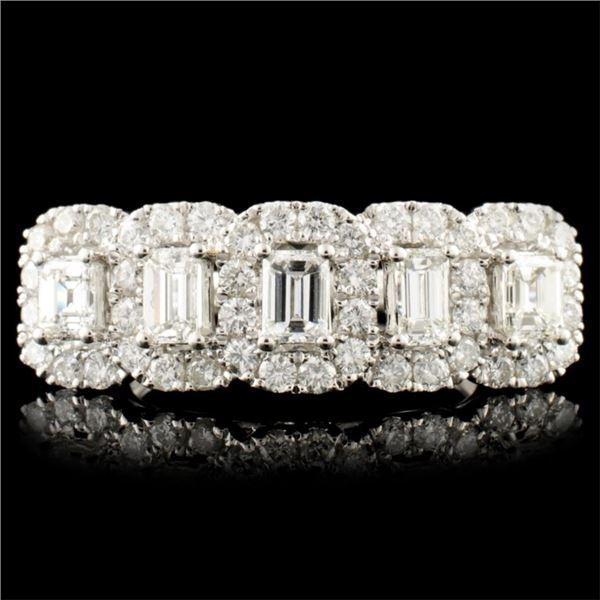 18K Gold 1.90ctw Diamond Ring