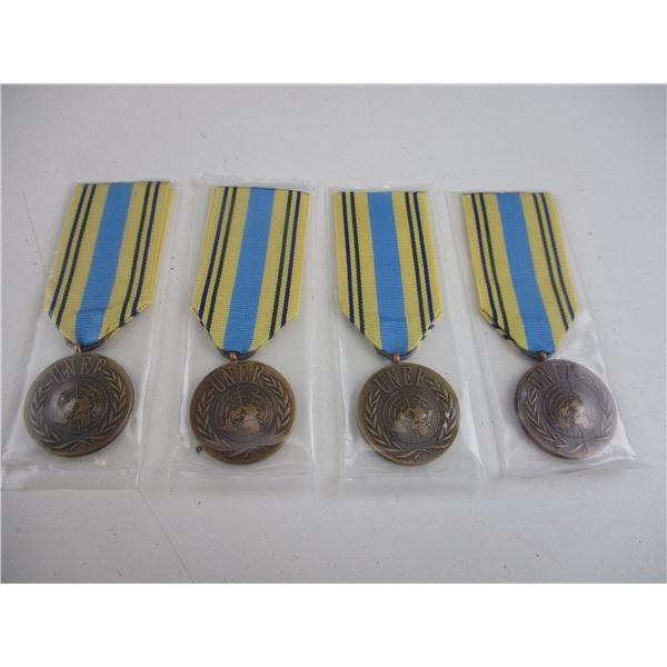 UN EMERGENCY FORCE MEDALS
