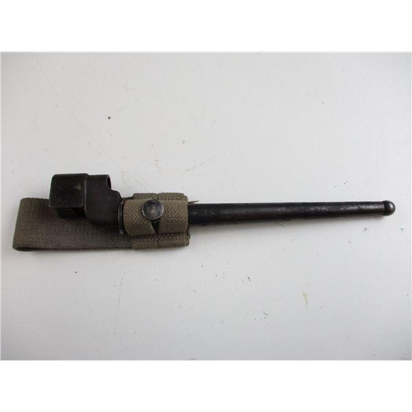 RARE WWII NO.4 MK1 CRUCIFORM BAYONET