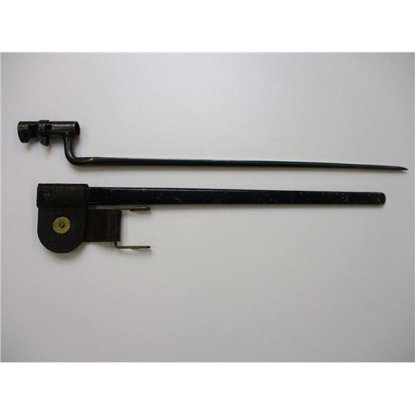 U.S. M1873 SOCKET BAYONET