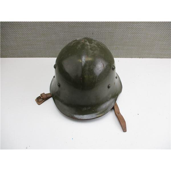 WWII BULGARIAN M36 HELMET
