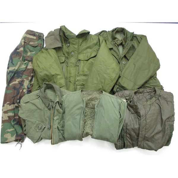 CANADIAN MILITARY CLOTHING