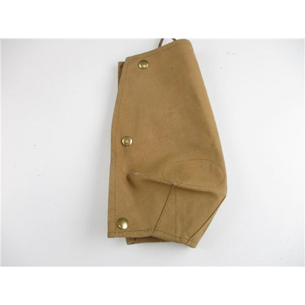 WWII CANADIAN LEE ENFIELD BREECH COVER