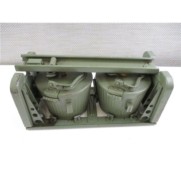 MG42 BASKET CARRIER WITH 2 BASKET DRUMS