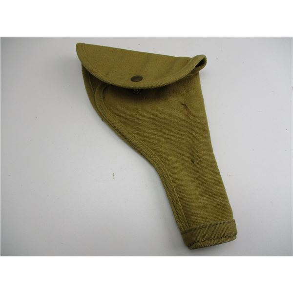 WWII CANADIAN P37 REVOLVER HOLSTER