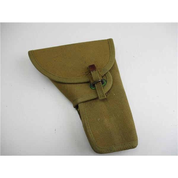 WWII CANADIAN INGLIS PISTOL HOLSTER