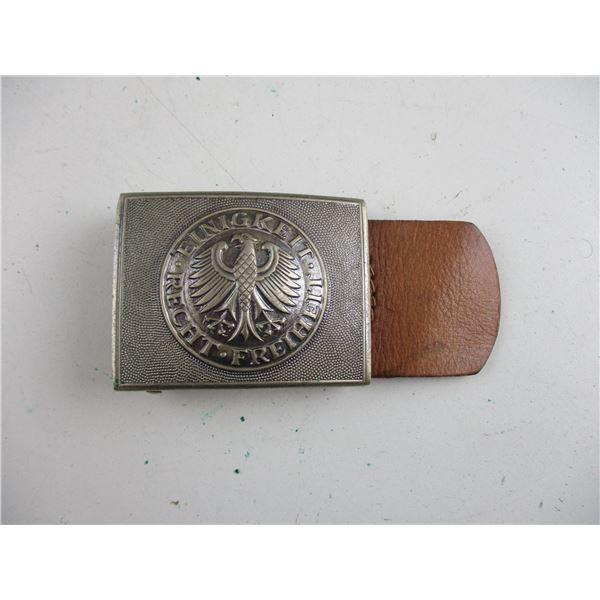 POSTWAR GERMAN BELT BUCKLE