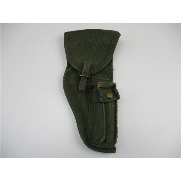 CANADIAN 1952 PATTERN BROWNING HI POWER HOLSTER