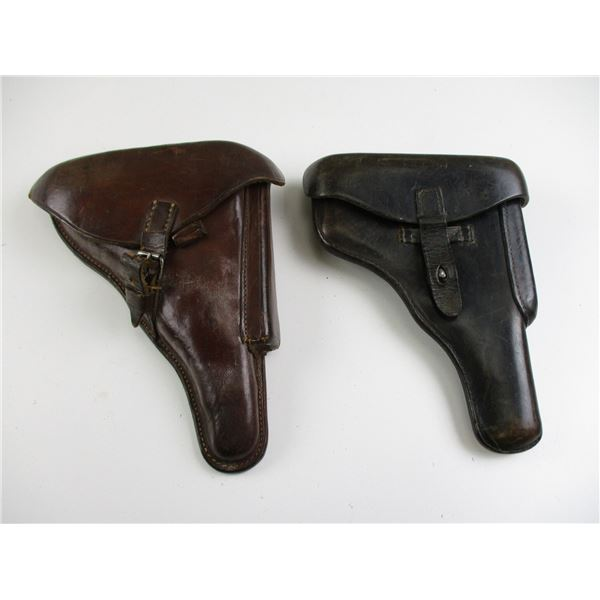 POST WAR LUGER HOLSTERS