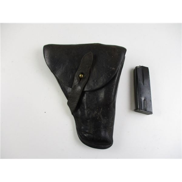 UNKNOWN HOLSTER WITH HIGH POWER MAG