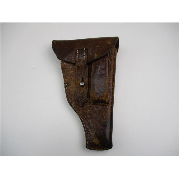 WWI TYPE HOLSTER WITH MAG