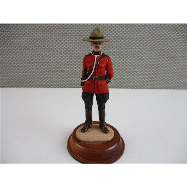 ROYAL CANADIAN MOUNTED POLICE FIGURINE