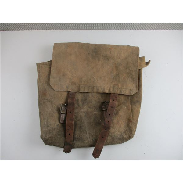 MODIFIED WWI TYPE BAG