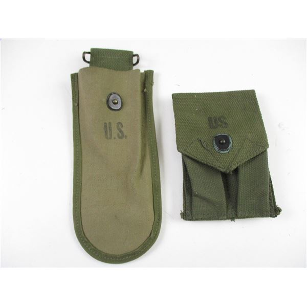 US MILITARY POUCH LOT