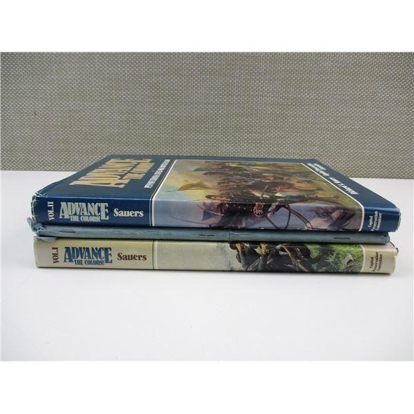 ASSORTED CIVIL WAR BOOKS ETC.