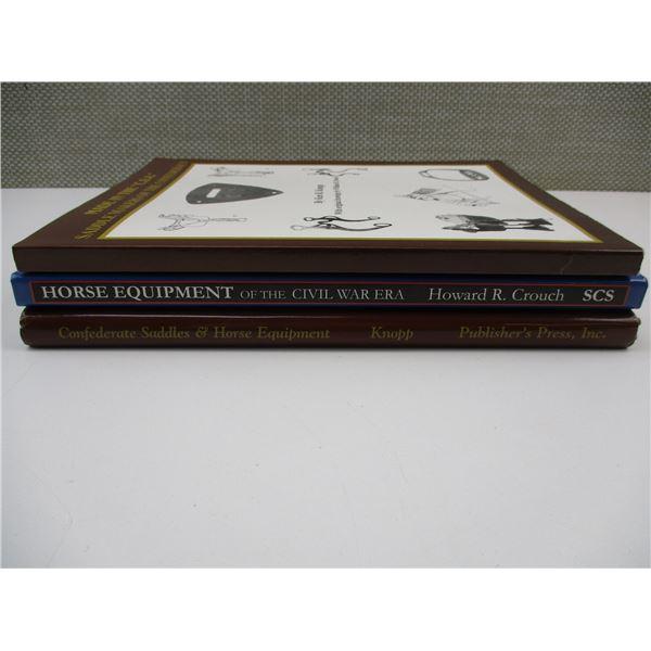 CIVIL WAR HORSE EQUIPMENT BOOKS