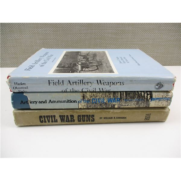 CIVIL WAR WEAPONRY BOOKLETS