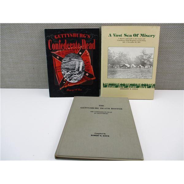 ASSORTED CIVIL WAR BOOKLETS