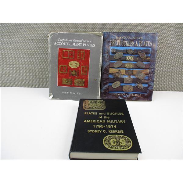 CIVIL WAR ERA PLATES/BUCKLES BOOKLETS